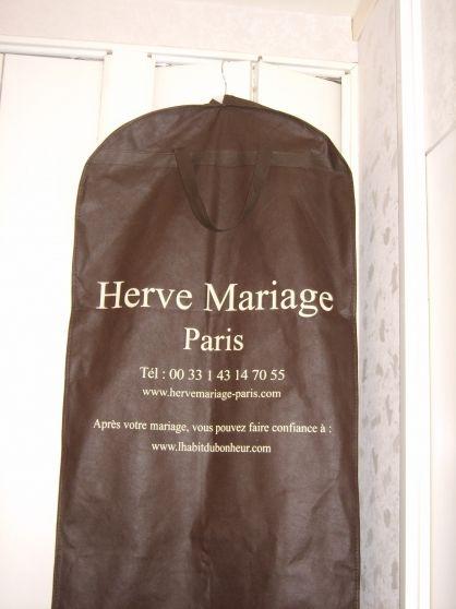 Robe de mariée HERVE & ALEXIS MARIAGE pas cher d'occasion 2012 - Ile de France - Yvelines - Occasion du Mariage