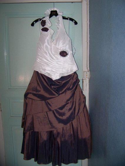 Robe de mariée neuve T40 avec porte alliance, étole et soutient gorge