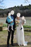 Robe Frigolet Les mariées de Provence - Occasion du Mariage